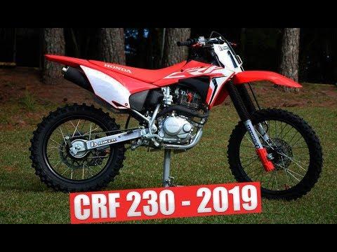 Nova Honda Crf 230f 2019 Ficha T 233 Cnica Pre 231 O Consumo