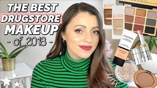 BEST DRUGSTORE MAKEUP OF 2018