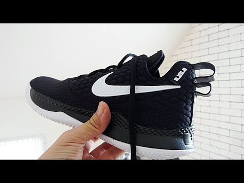 Unboxing Nike Lebron Witness 3 - YouTube