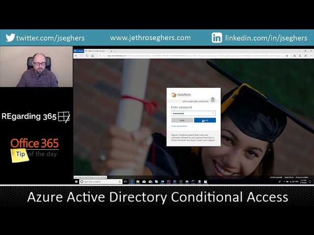 Azure Active Directory and Conditional Access – MFA | Office
