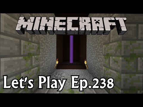 Minecraft Let's Play Ep. 238- Open Sesame!