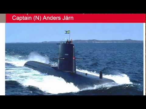 The Operational Context For Swedish Submarines