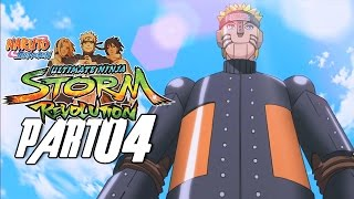 naruto shippuden ultimate ninja storm revolution walkthrough part 4 gameplay xbox 360