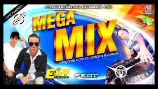 Repeat youtube video Dj Cleber Mix - Megamix Edy Lemond (2013)