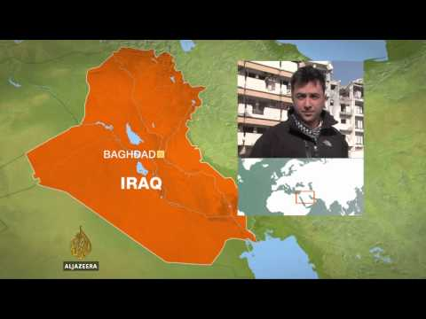 Iraqi soldiers die in attack on army base