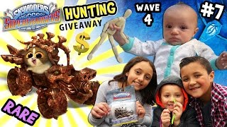 TOMB BUGGY JACKPOT!  Skylanders SuperChargers Hunting Pt. 7:  Rare Wave 4 Toys Found! (+ GIVEAWAY)(The Sky Family goes on a hunt together to TOYS R US for some Wave 4 Skylanders SuperChargers goodness, and that's just what they got! Thumbs up for ..., 2016-01-30T13:30:00.000Z)