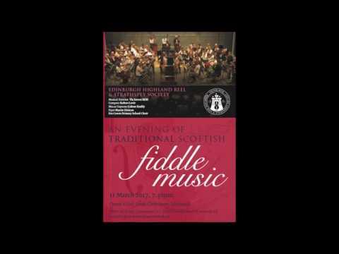 Edinburgh Highland Reel & Strathspey Society concert 11 March
