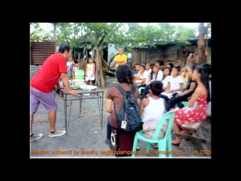 Christian Outreach By Timothy Ong 13.06.2015