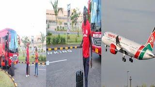 Kikosi cha Simba SC kilivyowasili uwanja wa ndege kwenda kuwavaa #As vita Congo
