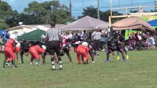 11U Ft Lauderdale Hurricanes vs Miami Gardens Ravens