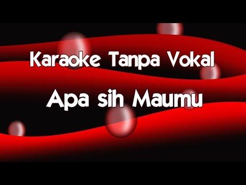 Karaoke Apa Sih Maumu Dangdut