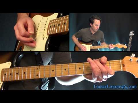 Tie Your Mother Down Guitar Lesson - Queen - Chords