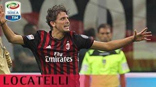 Il gol di Locatelli - Milan - Sassuolo - 4-3 - Giornata 7 - Serie A TIM 2016/17