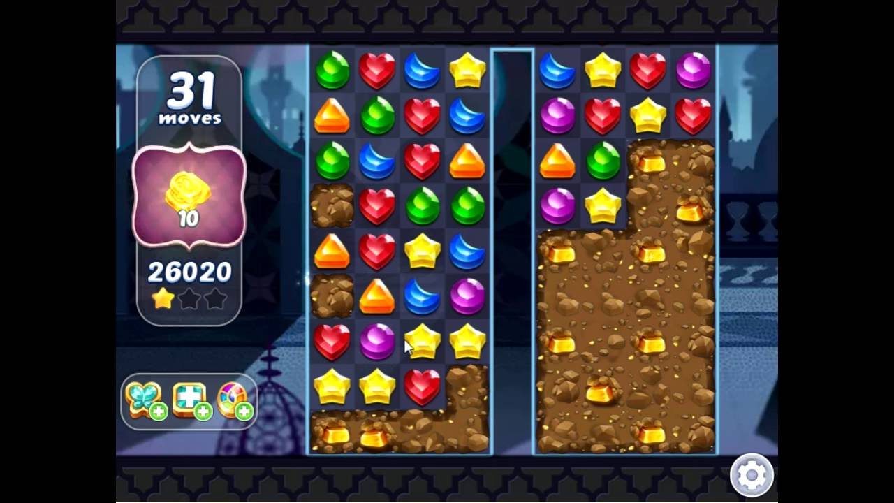 Genies & Gems level 99