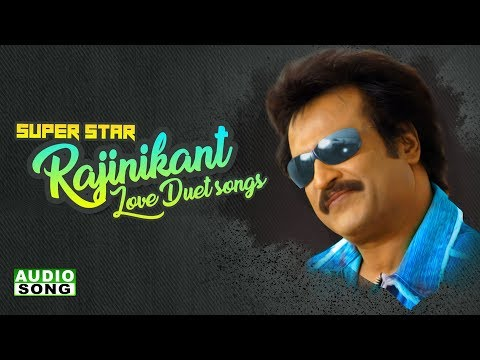 Rajinikanth Love Duets | Audio Jukebox | Superstar Rajini Love Melodies | Ilayaraja | Music Master