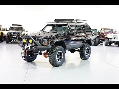 Cherokee XJ — Davis Autosports