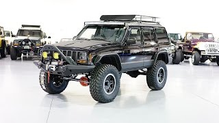 Davis AutoSports RESTORED / FULLY BUILT / CUSTOM CHEROKEE  FOR SALE