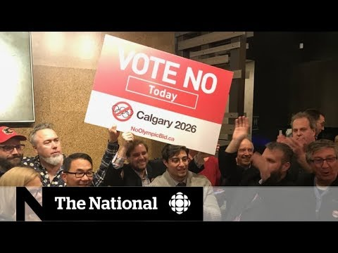 Calgarians vote No on 2026 Winter Olympics bid Mp3