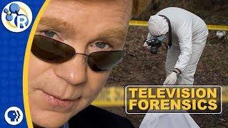 TV Forensics: What Do CSIs Actually Do?