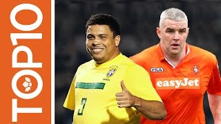 Top 10 Fattest Players Ever!