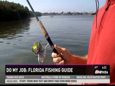Do My Job: Fishing Guide, Tampa, Florida
