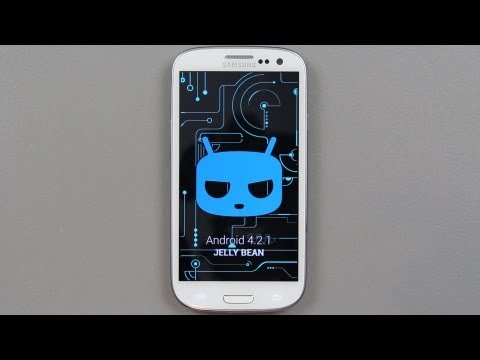 How to install STABLE CyanogenMod 10.1 Android 4.2.2 Jelly Bean on the Samsung Galaxy S3 / III