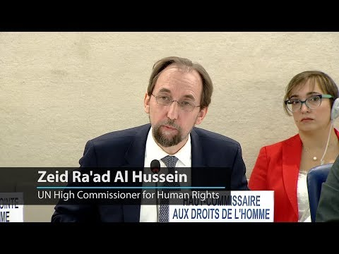 UN rights chief deplores violence against Rohingya in Myanmar