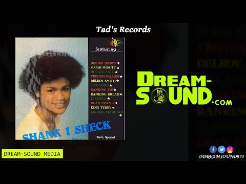 Shank I Sheck Vol. 1 - 1982 {Tad's Records}