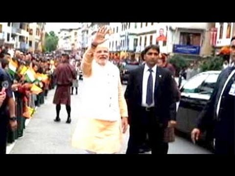 If you take a few steps, we will walk with you: PM Modi to Bhutan
