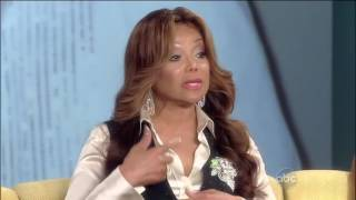 La Toya Jackson exposing who runs The Estate of Michael Jackson-The View