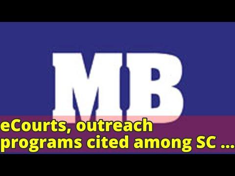 eCourts, outreach programs cited among SC achievements