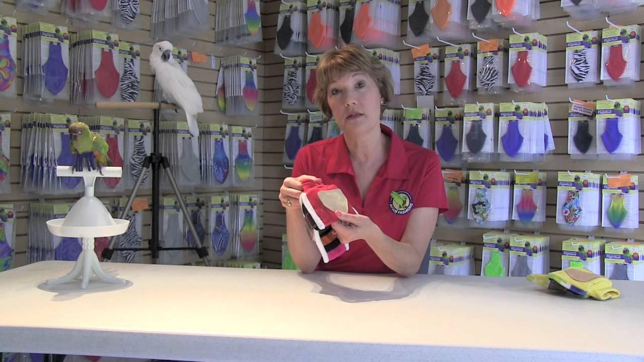 FeatherProtectors | Avian Fashions