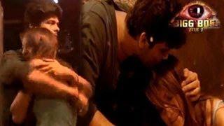 Bigg Boss 7 Kushal KISSES & ROMANCES Gauhar in Bigg Boss 7 8th October Day 23 FULL EPISODE