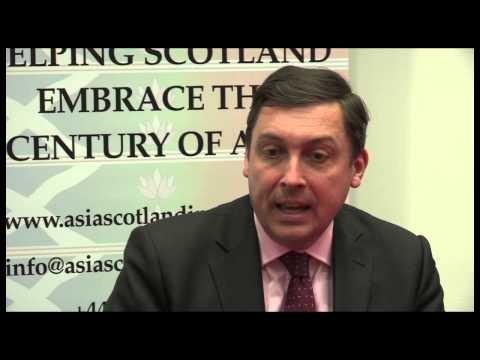Asia Scotland Institute Jon Wilks Interview