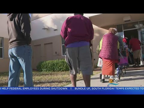 Homeless Seek Shelter As Temperature Drops