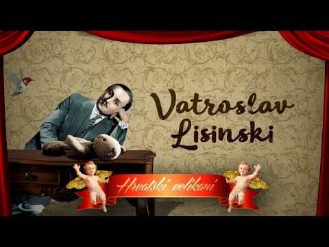 Hrvatski Velikani - 'Vatroslav Lisinski i Ivan pl. Zajc' - R.Knjaz