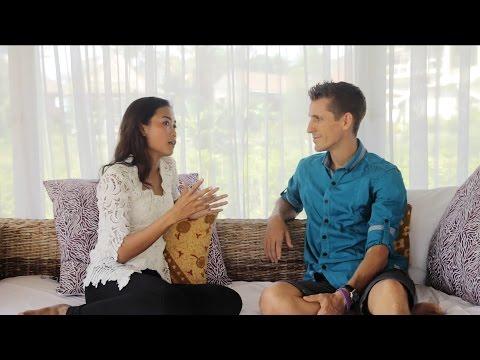 Patrick Woodcraft interviews Lilly Angling Tilarsih - Bali Eco Legend
