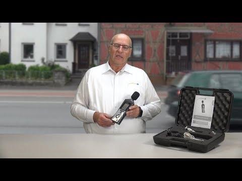Sonomètre PCE-322A | PCE Instruments