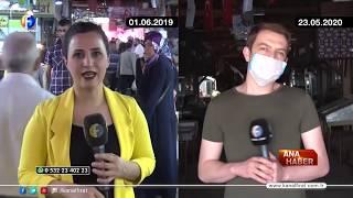Kanal Fırat Ana Haber Bülteni 23 05 2020