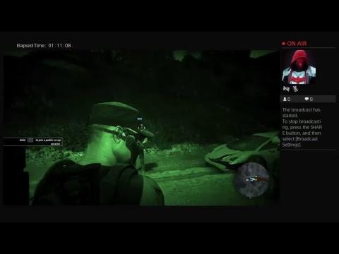 cloud11232's Live PS4 Broadcast