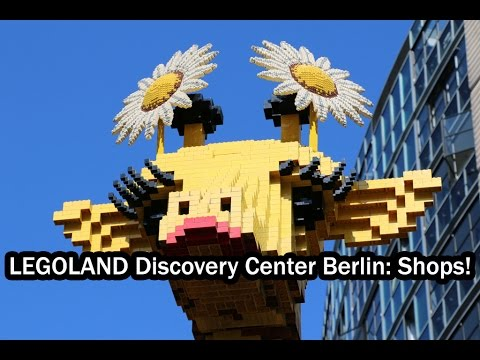 legoland discovery centre berlin shops youtube. Black Bedroom Furniture Sets. Home Design Ideas