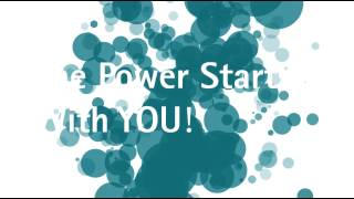 The Power Starts With You