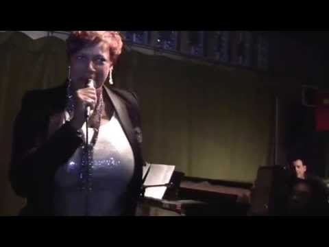 Margo Thunder at Preston Glass CD listening party, part 2,  Soul in the Rear View MirrorMay 12, 2014