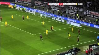 Frankfurt vs. Borussia Dortmund