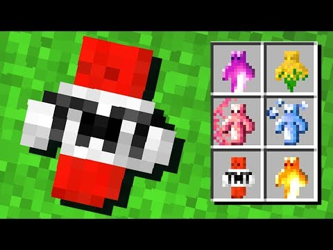 NEW TOTEMS IN MINECRAFT PE! (Minecraft...