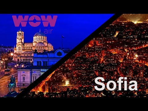 Wow Air Travel Guide Application | Sofia