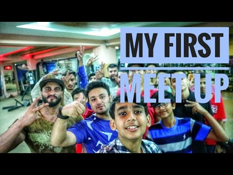 meet-up-vlog-|-gadgets-gate-|-pros-lab-|-push-ups-challenge