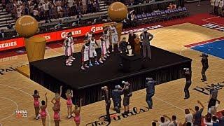 NBA 2K13 MyCareer Playoffs - Finals Series | Championship | Finals MVP