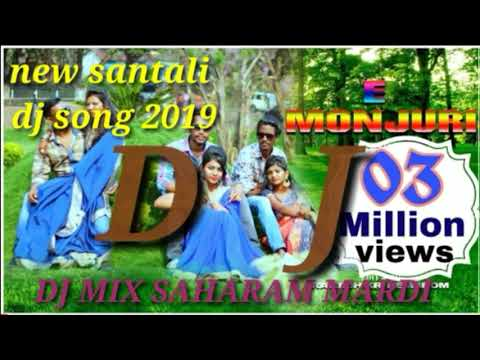 E MONJURI//new Santali Dj Song 2019