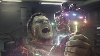 """Avengers: Endgame (2019) - """"The Blip""""   Movie Clip HD"""